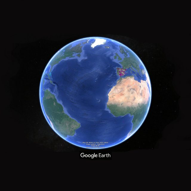 Nixnox en Google Earth