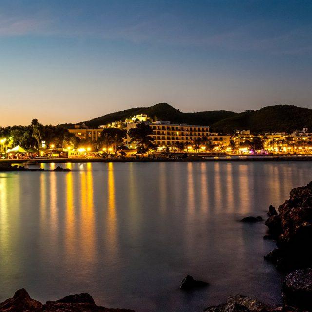 Brillo de cielo en Ibiza