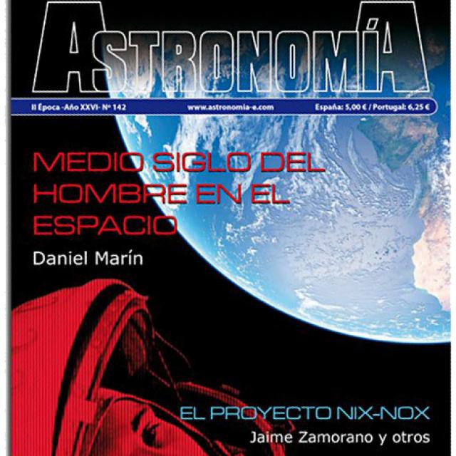 Nixnox en la revista Astronomía